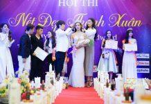 Cận cảnh nhan sắc rạng ngời của Hoa Khôi Nét Đẹp Thanh Xuân 2018