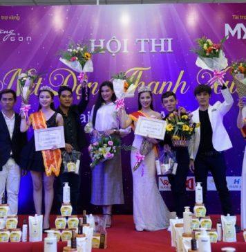 Cô nàng học viện hàng không trở thành Hoa khôi Nét Đẹp Thanh Xuân 2018