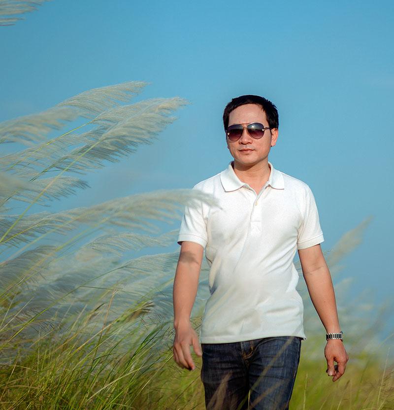Nhiếp ảnh gia Nguyễn Hải thường đi chụp hình lúc sáng sớm và tối