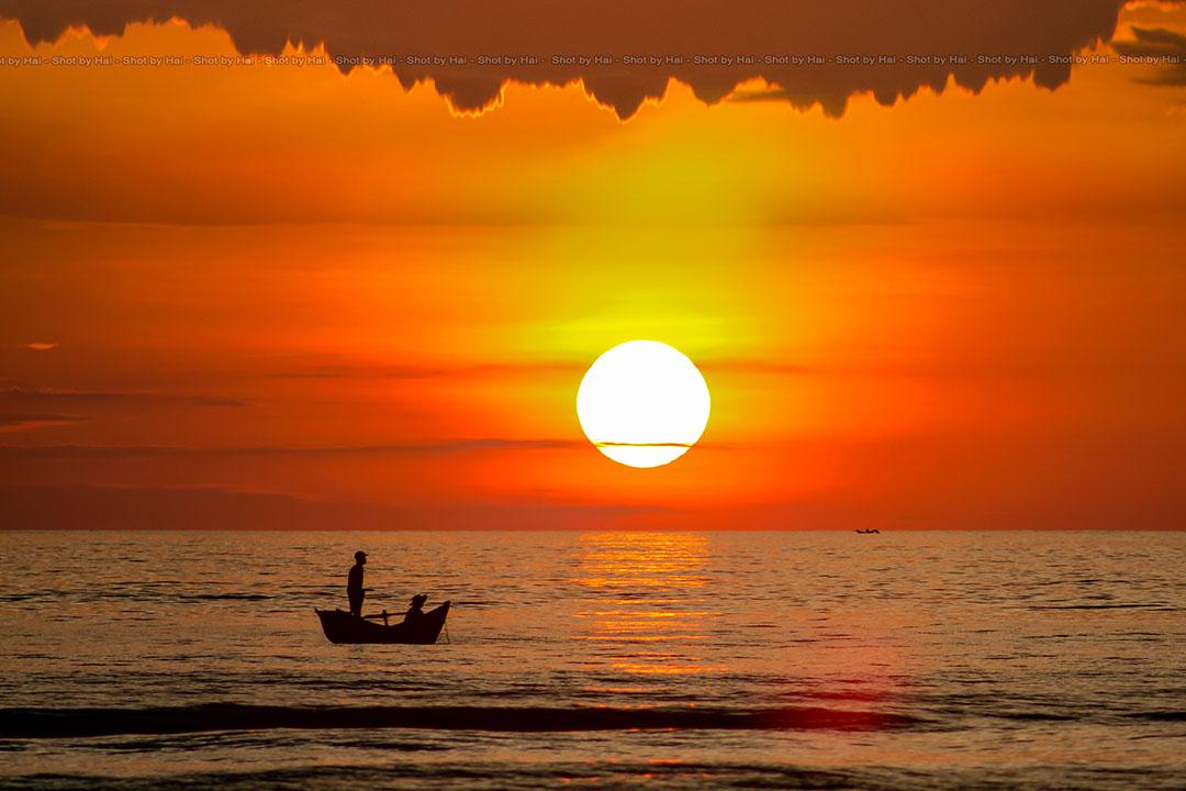 Ảnh chụp phong cảnh biển đẹp bởi NAG Loner Nguyễn