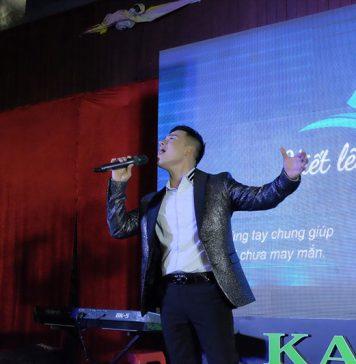 Ca sĩ Nguyễn Hoàng Nam