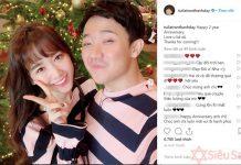 Phát hiện trong 2 năm sau cưới, Trấn Thành viết lời nhắn gửi vợ chang nhau