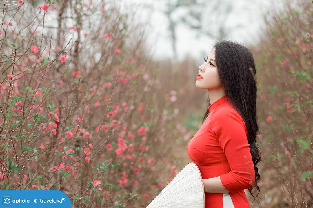 Hình ảnh đoạt giải mẫu xinh tóc đẹp Tác giả Duy Tâm, Mẫu Huyền Trang