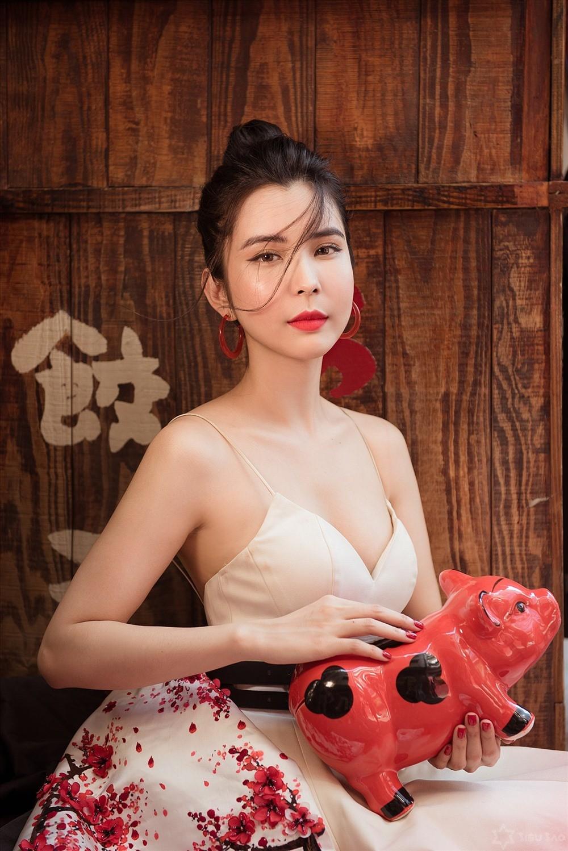 Hoa hậu Huỳnh Vy