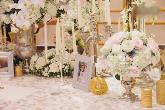 hôn lễ củaLê Hiếuvà bạn gái Thu Trang