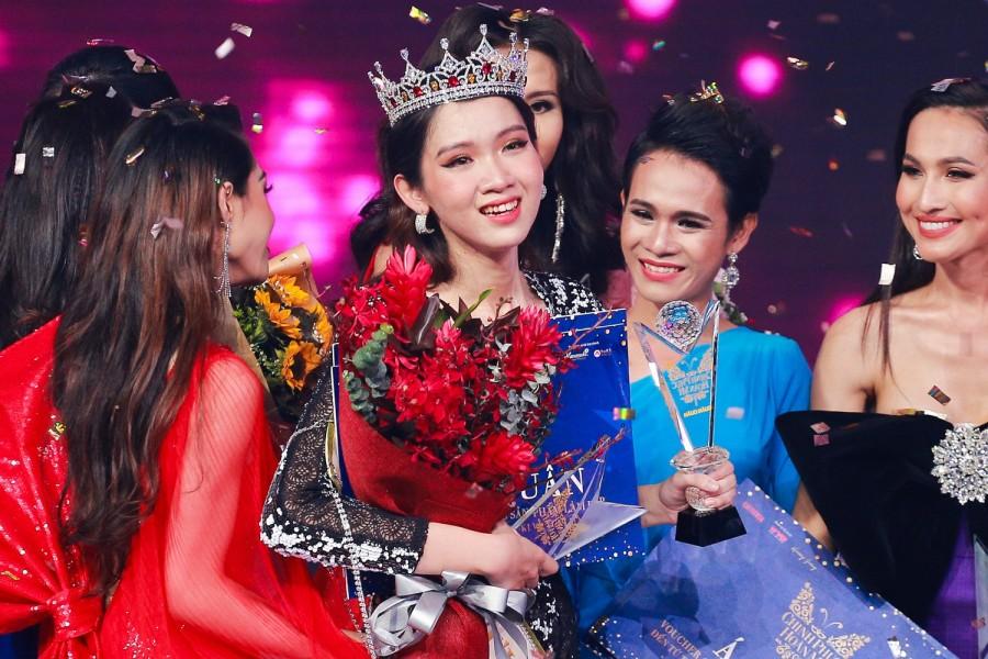 """Đây là cô gái kế vị Hương Giang tham gia """"Hoa hậu Chuyển giới Quốc tế 2019""""!"""