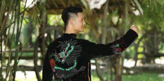 Sỹ Hoàng và Trịnh Hoàng Diệu cùng thiết kế áo dài cho MV của Đức Tuấn