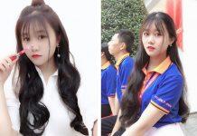 """Nữ sinh xinh đẹp của Đại học Nguyễn Tất Thành khiến cư dân mạng """"rần rần"""" đòi học cùng trường"""
