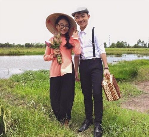 ca sĩ Trung Quang -Phương Mỹ Chi