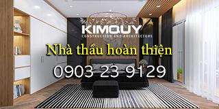 Kim Quy - Nhà thầu hoàn thiện