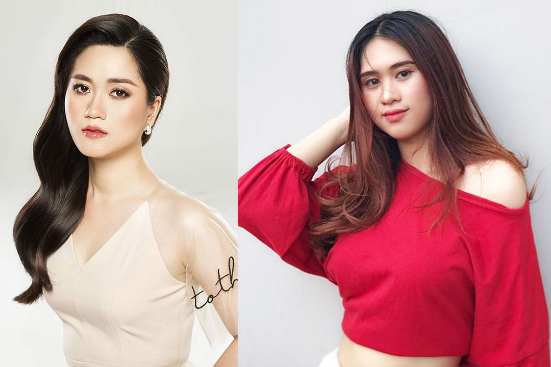 Diễn viên Lâm Vỹ Dạ & Ca sĩ Jee Trần