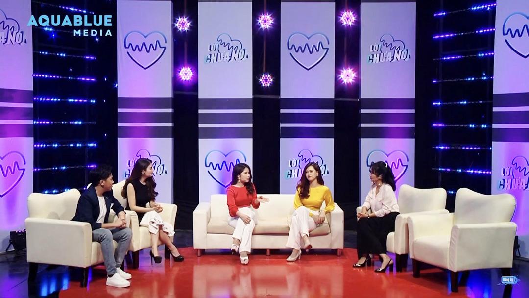 Jee Trần tham gia gameshow Lời Chưa Nói