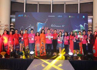 Doanh Nhân Việt Nam quảng bá văn hóa tới cộng đồng JCI thế giới
