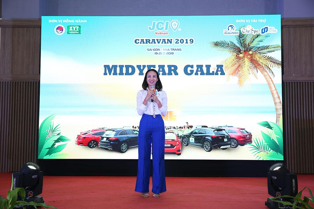 JCI Việt Nam tổ chức thành công sự kiện Caravan