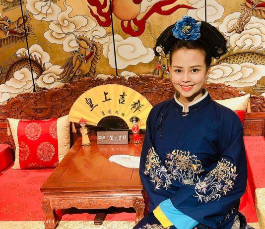 CEO Hoàng Thảo đã xuất sắc đăng quang Á hậu 1 Hoa hậu Tài Sắc Thế Giới