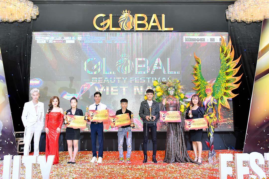 Global Beauty Festival Việt Nam 2020