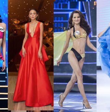 4 quan quân của Việt Nam Next Top Model cùng xuất hiện tại tập 8 Vietnam Why Not