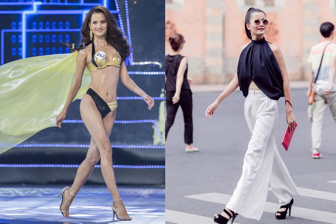 Hương Ly, uán quân Vietnam's Next Top Model năm 2015