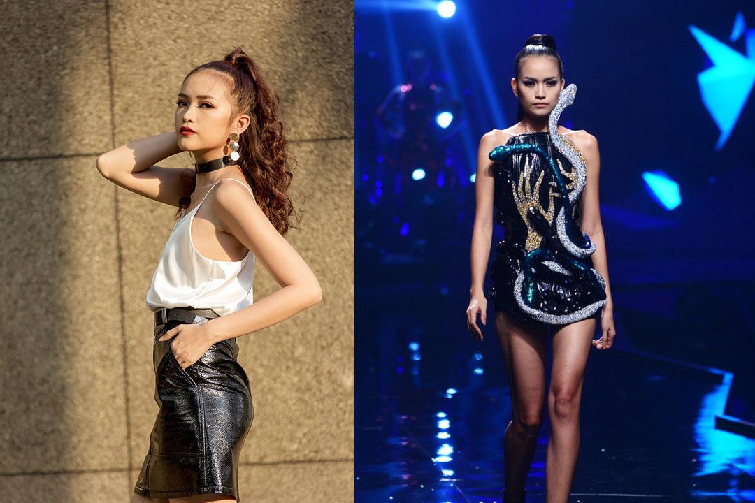Ngọc Châu, quán quân Vietnam's Next Top Model năm 2016