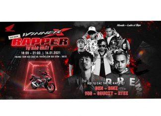 Đêm nhạc hội do Honda tổ chức sẽ diễn vào 18h đêm nay
