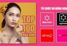 """Khởi động chương trình tìm kiếm """"Top 100 mẫu xinh"""""""