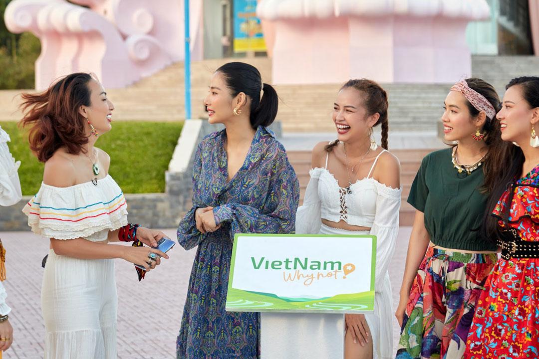 Tập 8 Vietnam Why Not với sự chào sân của Hoàng Thùy và sự quay trở lại của Mâu Thủy