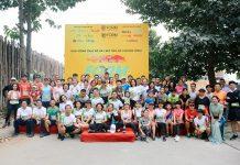 """Sự kiện chạy bộ """"FORM Saturday Running Community (SRC) sáng 23/01 vừa qua"""