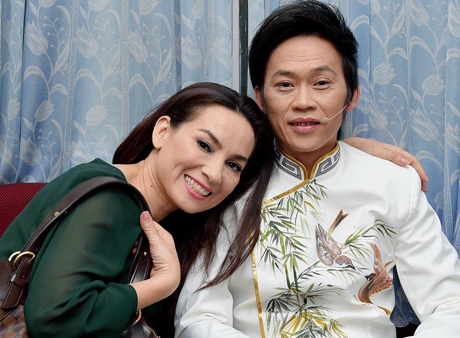 Phi Nhung có thời gian nằng nặc đòi cưới Hoài Linh làm chồng