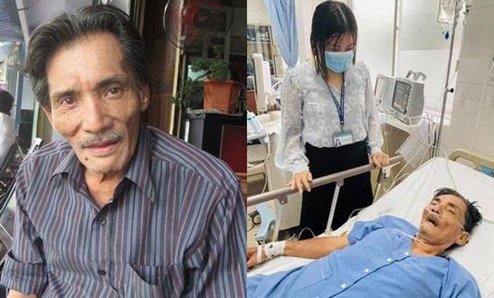 Nam diễn viên Thương Tín nhập viện vì đột quỵ ngày 25/2