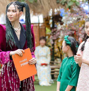 HLV Thùy Dương bỏ về khi quay chung kết chương trình Model Kid Vietnam