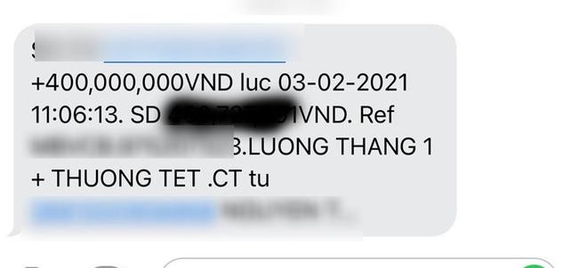 Chi tiết tin nhắn của quản lý Minzy đăng tải