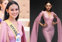 Hoa hậu Myanmar có những phát biểu ấn tượng khi tham gia cuộc thi Hoa hậu Hòa bình Quốc tế