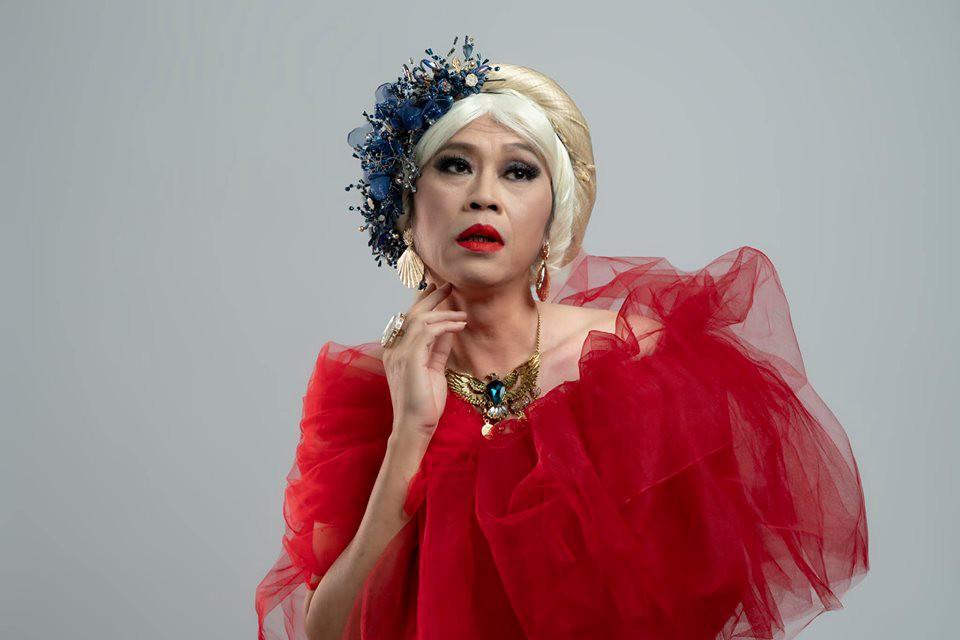 Hoài Linh là nghệ sĩ có nhiều vai diễn con gái