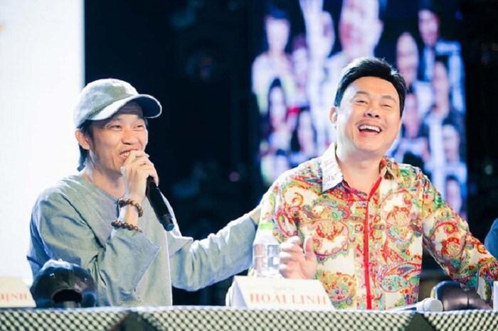 Nghệ sĩ Hoài Linh và cố nghệ sĩ Chí Tài là những cặp diễn ăn ý trên sân khấu
