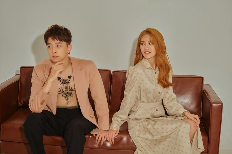 MV là sự kết hợp hiếm hoi giữa Ngô Kiến Huy và Vương Anh Tú