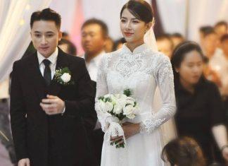Lễ cưới của Phan Mạnh Quỳnh đã diễn ra tối nay tại Nghệ An