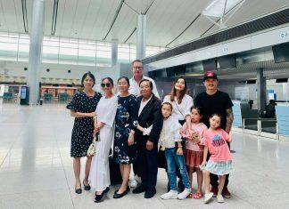 Đoan Trang cùng gia đình chuyển qua Singapore sinh sống