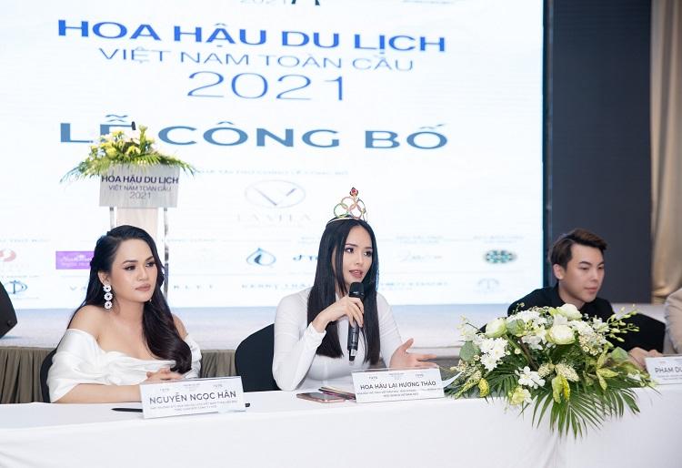 Phát động cuộc thi Hoa hậu du lịch 2021