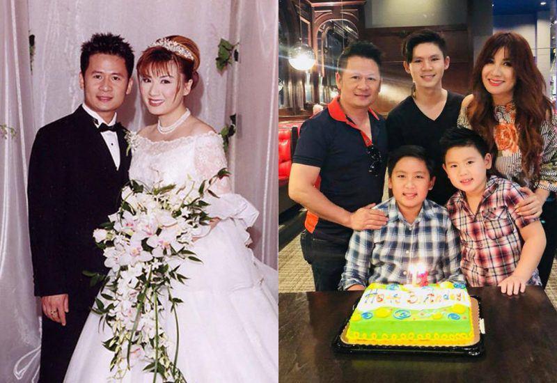 Năm 2013, vợ chồng Bằng Kiều ly hôn trong sự tiếc nuối của nhiều người