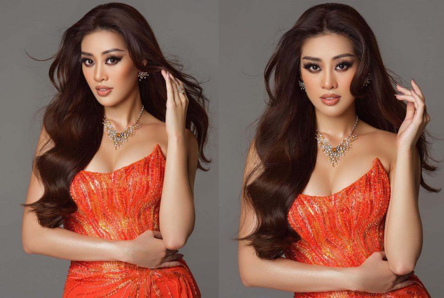 Khánh Vâng dừng tại ở top 21 Miss Universe