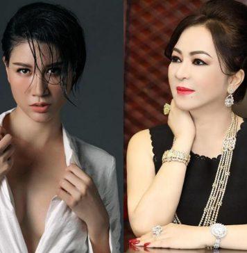Trang Trần và bà Phương Hằng khẩu chiến