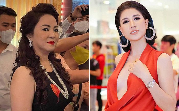 """Vợ Dũng """"lò voi"""" và cựu người mẫu Trang Trần đã có màn """"đụng độ"""" từ hồi tháng 4"""