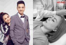 Nữ diễn viên Hoàng Yến bị chồng cũ đánh gãy mũi