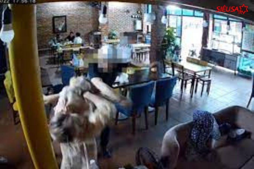 Sau khi nói chuyện tại quán ăn, chồng cũ dùng tay đánh thẳng vào mặt nữ diễn viên