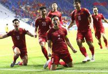 Việt Nam thắng Maylaysia với tỉ số 2-1