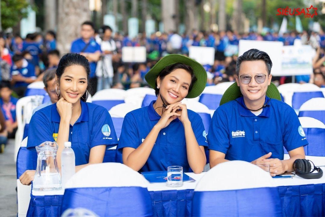 Hoa hậu H'Hen Niê làm đại sứ chương trình Mùa hè xanh