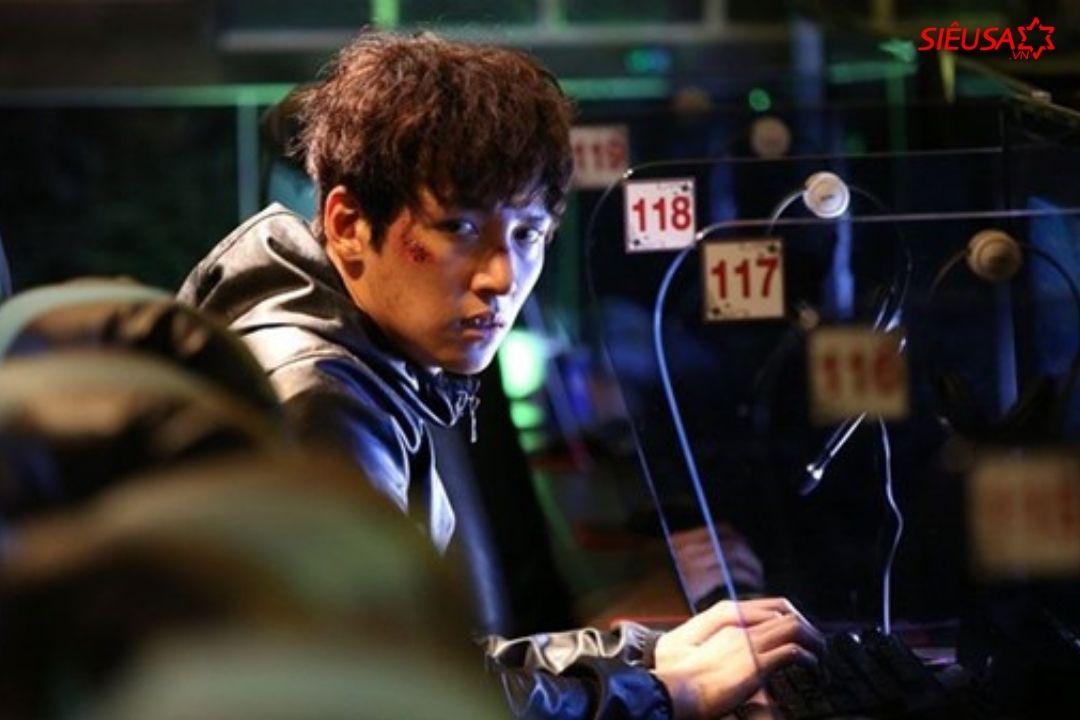 Lee Chang Wook trong phim thành phố ảo