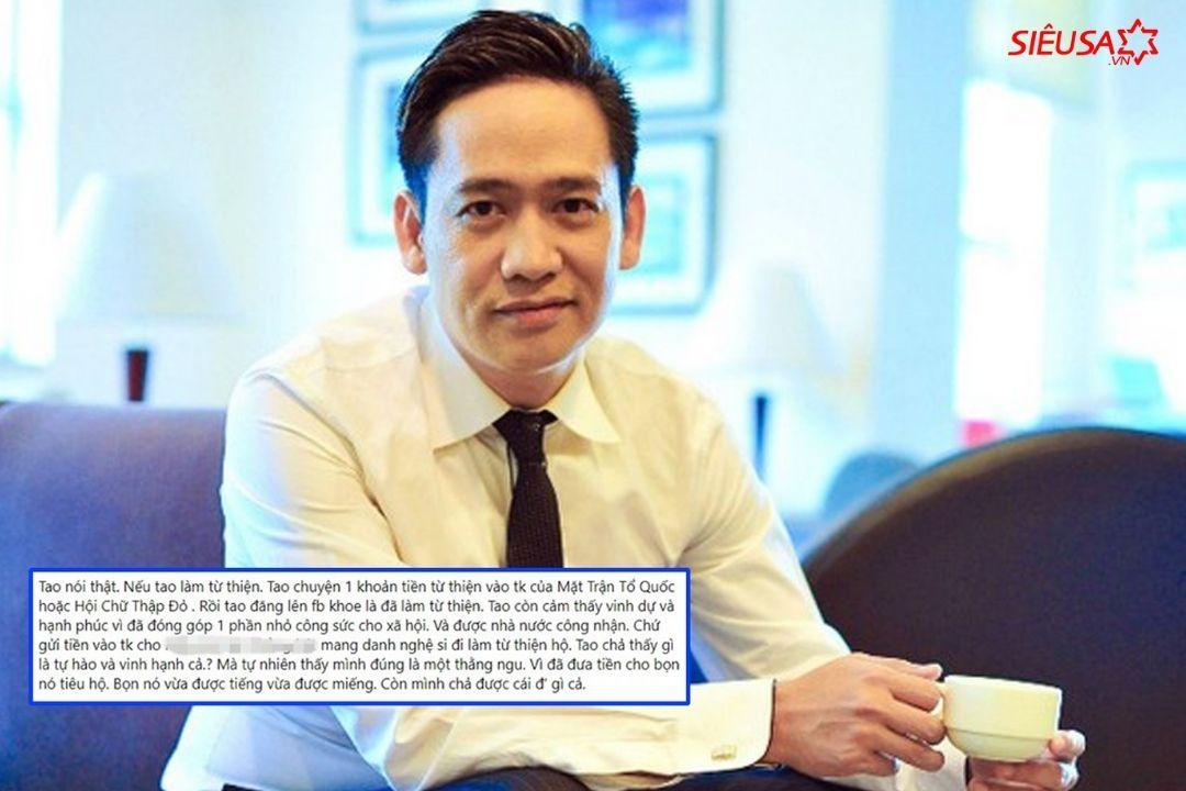 Ca sĩ Duy mạnh chia sẻ quan điểm về lùm xùm vừa qua của danh hài Hoài Linh