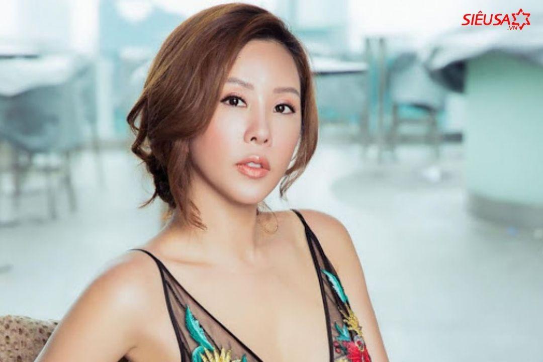 Thu Hoa là hoa hậu, doanh nhân thời gian qua có những lùm xùm qua lại với ca sĩ Vy Oanh
