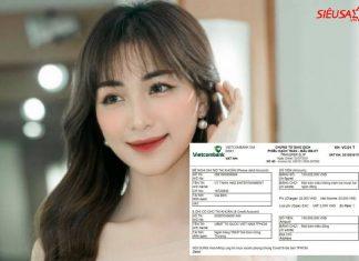 Hòa Minzy ủng hộ 100 triệu cho TP HCM chống dịch